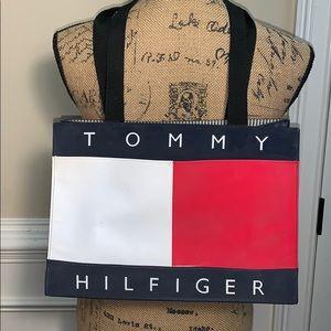 Tommy Hilfiger Vintage Nylon Handbag
